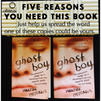 Five Reasons You Need to Read 'Ghost Boy' by Martin Pistorius